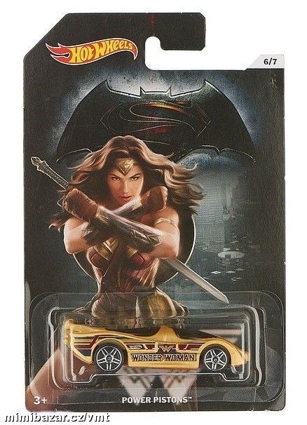 HOT WHEELS BATMAN